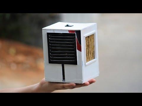 How to Make a Air Cooler Homemade DIY