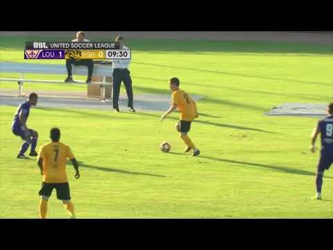 Ben Fitzpatrick's USL Highlight Video 2017