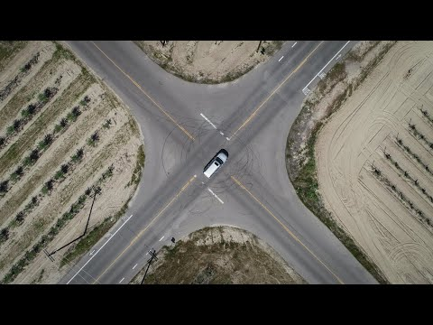 Drone Video Shows Dangerous Fresno County Intersections