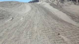 Bombardier DS650 Little Sahara Sand Dunes