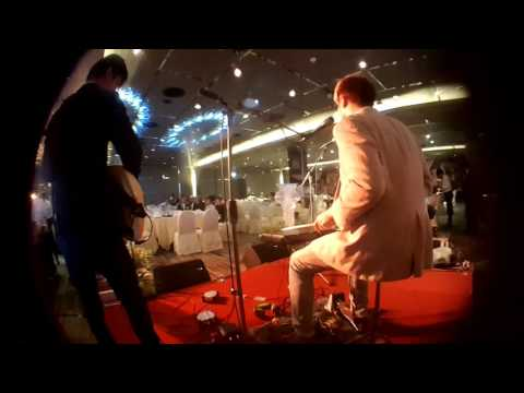 Live Music in Wedding Party by Job Wisuwat & Friends (Acid Society Band) [Sun-13.11.2016]