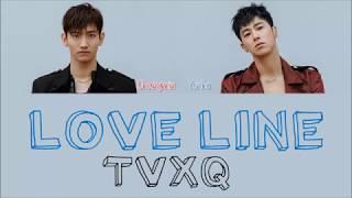 Video TVXQ - Love Line [Hang, Rom & Eng Lyrics] download MP3, 3GP, MP4, WEBM, AVI, FLV Juli 2018