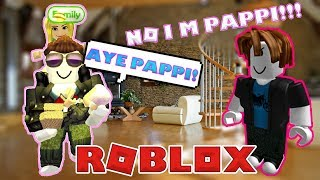 I GOT ADOPTED BY A RICH PAPPI IN ROBLOX! | Adopt Me