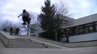 Big Kickflip Double Set HD