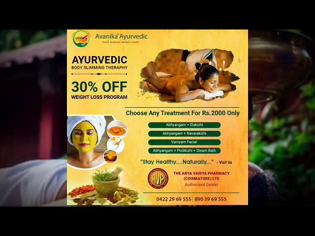 Massage Centre In Coimbatore