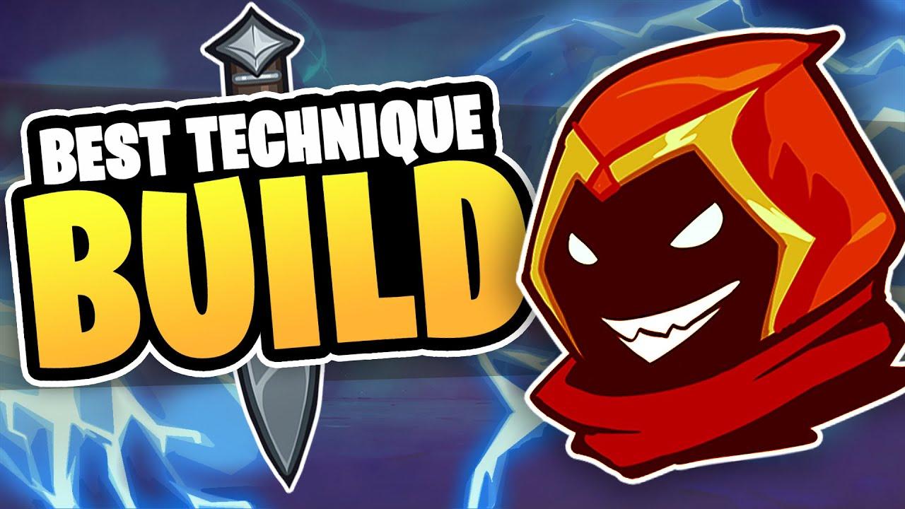 The BEST Dauntless Technique Build   All Technique Cells