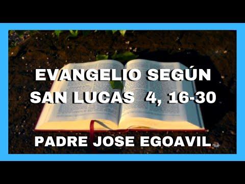 Reflexión Del Evangelio Lunes 31 De Agosto - Padre Jose (Evangelio Según San Lucas  4, 16-30)
