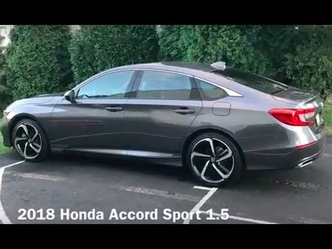 2018 Honda Accord Sport 1.5, Test Drive, Owner Review