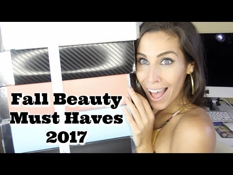 Fall Beauty Must Haves 2017 | Entire Line of New Products | IT Cosmetics