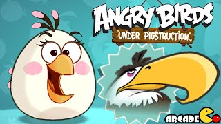 Angry Birds Under Pigstruction - Daily Arena Tournament Winning Number 1 Facebook Challenge!