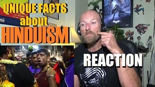 Unique Facts About Hinduism - FTD Facts - Reaction thumbnail