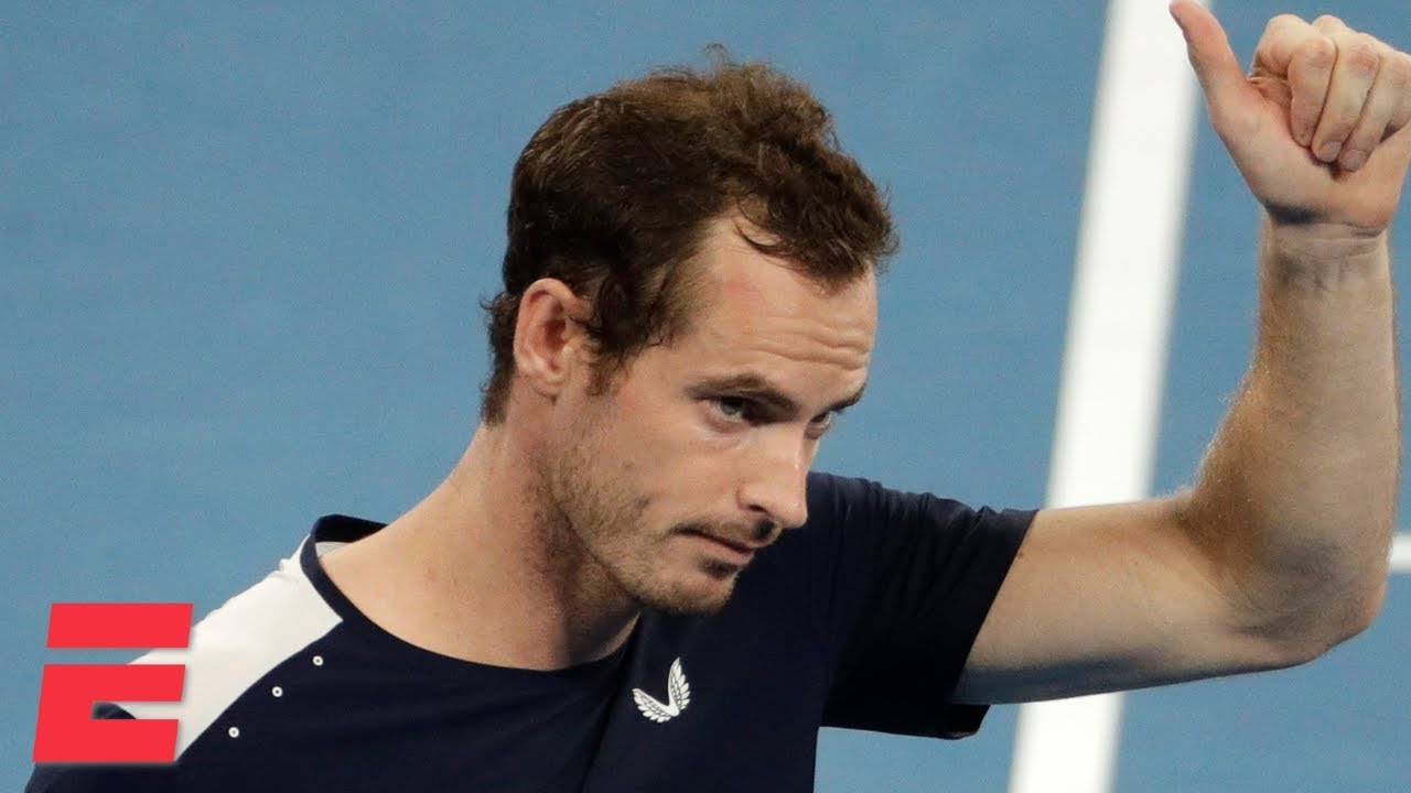 2019 Australian Open Highlights: Andy Murray comes up short in potential Aussie Open farewell