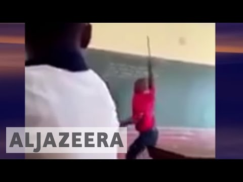 Teachers face suspension over viral videos showing abuse in South Africa