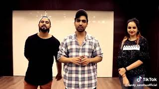 Kya baat ay song , #dance video by hardy sandhu