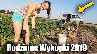Rodzinne Wykopki Ziemniaków 2019 ☆ Milena Mnie Pogania :)