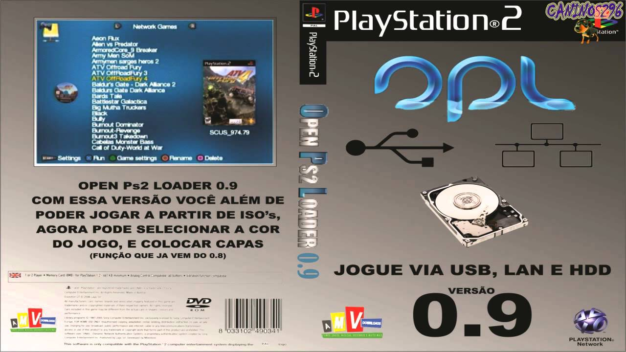 Open ps2 loader ps2 download | chanellondonstudio co uk: Install