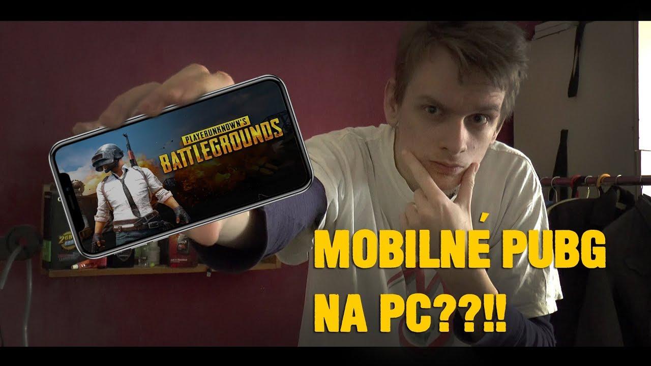 Jak hrt pubg Mobile