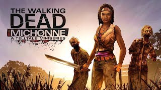The Walking Dead [ Michonne DLC ] Epizod 2 - Ucieczka!