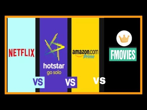 Netflix vs Amazon prime video vs Hotstar  What Should You choose  in Telugu