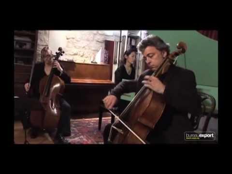5 minutes with... Amanda Favier, Bruno Procopio & Raphaël Pidoux