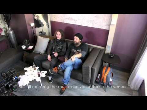 HIM Interview Süddeutsche Zeitung with subtitles (08.03.2013)