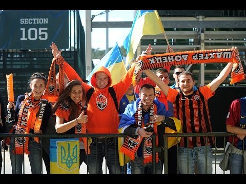 Как за Шахтер болели в США // How Fans Supported Shakhtar In USA