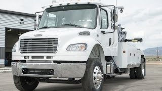 IWS Stock 1017 Freightliner Med Duty Wrecker