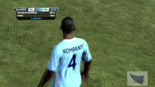 FIFA 12 PC demo gameplay