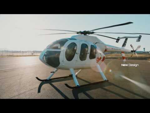 MD 6XX Concept Aircraft