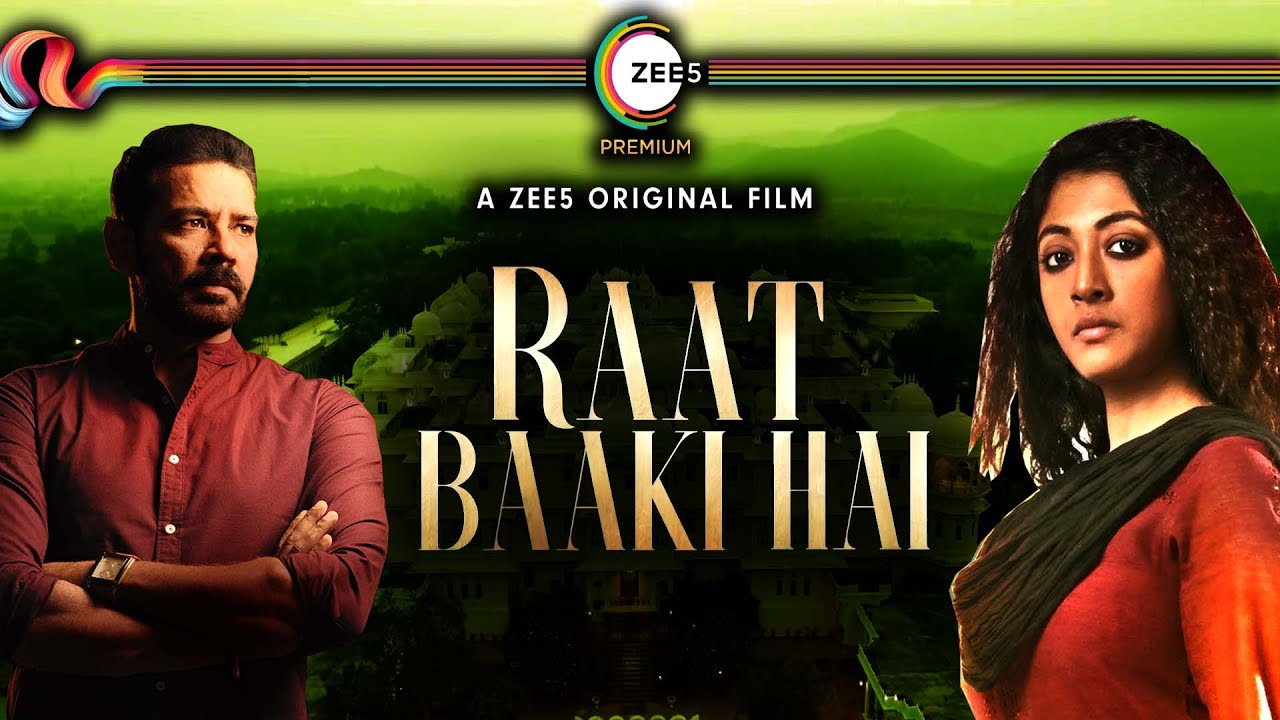 RAAT BAAKI HAI | Official Trailer | A ZEE5 Originals | Anoop Soni | Raat  Baaki Hai Trailer | Zee5 - YouTube