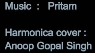 Ittisi hasi..ittisi Khushi..Harmonica cover..Anoop