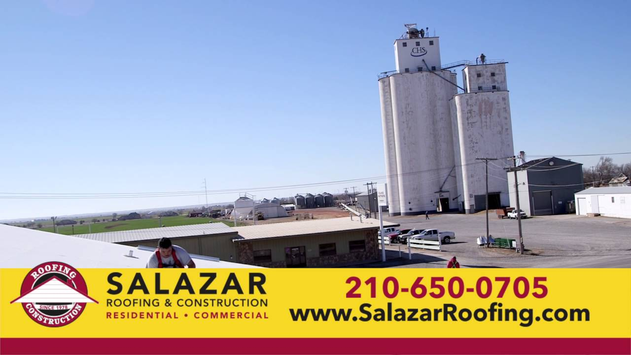 Exceptional Commercial Roof Repair, San Antonio, TX   Salazar Roofing