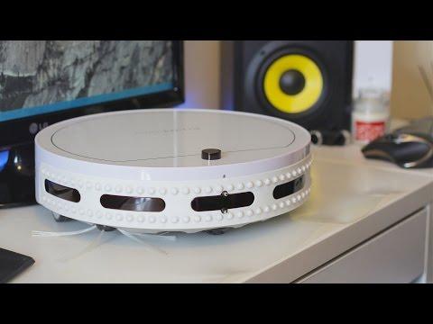 AirCraft Vacuums Pilot Max - Robot Vacuum Review!