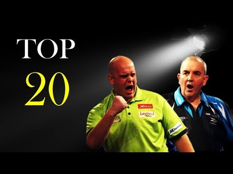 Top 20 Richest Darts Players In The World