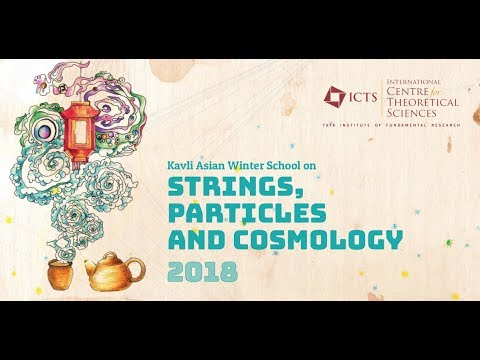 Cosmology (Lecture - 01) by Nima Arkani Hamed