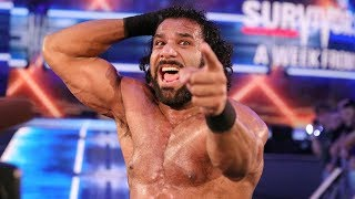 why aj styles had to take wwe title from jinder mahal