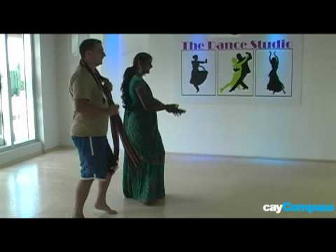 Dancing Bollywood style in Cayman