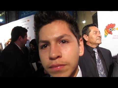 Actor Kevin Hernandez  @ LALIFF