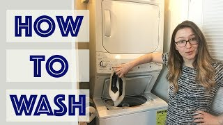 How to Wash Rothy's | My Tips