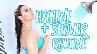 My Shower Routine | Feminine Hygiene, Hair Care + MORE !!