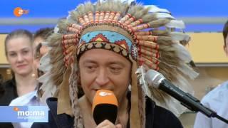 """ZDF morgenmagazin - Rainald Grebe """"Junge""""  03.06.2015"""