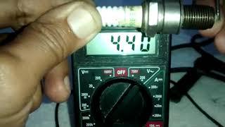 Gambar cover Como testar se as velas e cabos de velas se estão ruins usando o Multímetro