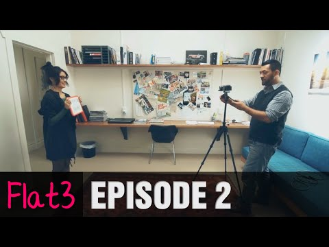 FLAT3 - EP2. JESSICA | Comedy Web Series