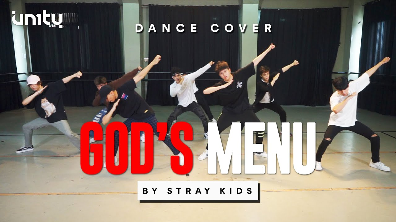 God's Menu - Stray Kids (Dance Cover by UN1TY)