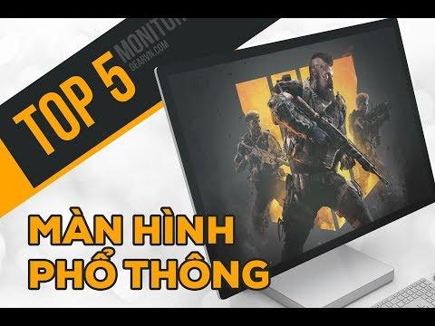 Top 5 Màn Hình Phổ Thông Bán Chạy Nhất Tại GEARVN | GVN TOP CHOICE #6