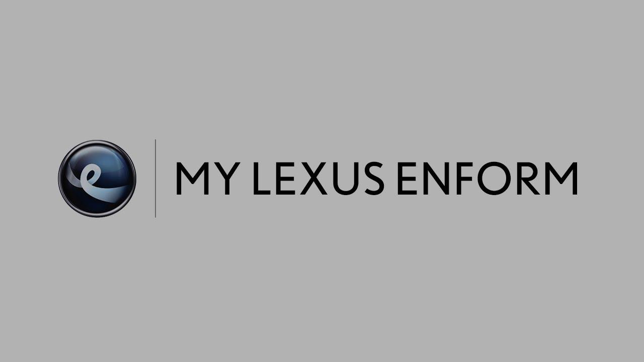 Lexus Enform Remote | Lexus Drivers