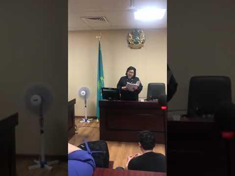 Народ кричал позор суду, после назначение наказание Алимжану
