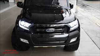 ford ranger advanced children ride-on first test awesome