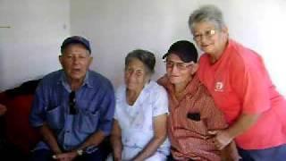 La familia Perez Yanes en Santa Clara