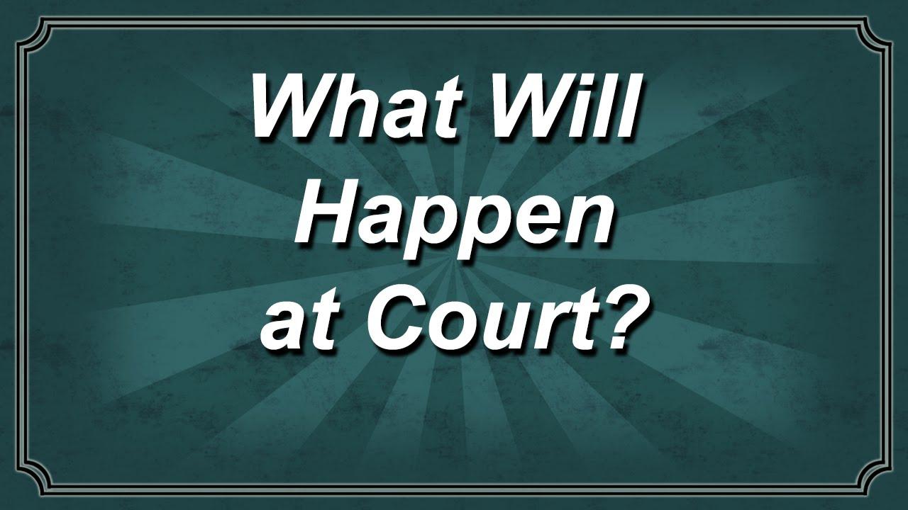 Client FAQS About Court - Andrew Flusche